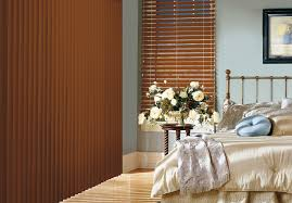 Vertical Wooden Blinds Custom Hunter Douglas Vertical Blinds For Your Home Decorview