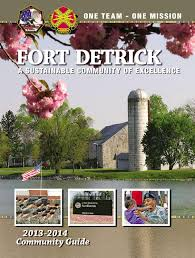 fort detrick bg 2013 by dcmilitary com issuu