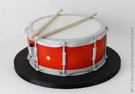 Snare Drum Cake Cakes By Natalie Porter Hertfordshire London
