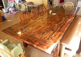 farmhouse table ana white woodworking projects