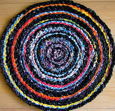 How To Make A Rug Out Of Plastic Bags How To Make Braided Rugs From Plastic Bags Home Design Ideas