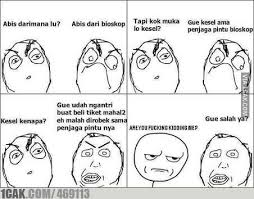 Herp Meme Comic - herp ke bioskop meme comic indonesia pinterest meme comics and