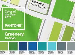 pantone greenery couleur annee 2017 vert 2 palette de couleurs
