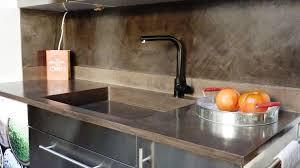 enduit decoratif cuisine charmant enduit decoratif effet beton 7 plongez vous dans