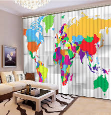 Living Room Decor Natural Colors Online Get Cheap Natural Color Curtains Aliexpress Com Alibaba