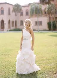 wedding dresses sarasota sarasota fall wedding ruffled