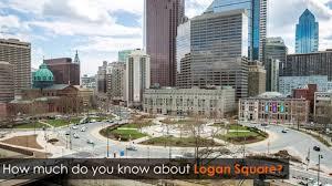 history of logan square in center city philadelphia youtube