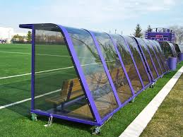 Stadium Bench Team Shelter Picture Gallery For Soccer Field Hockey