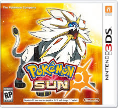 first details listed for the pokemon sun and pokemon moon