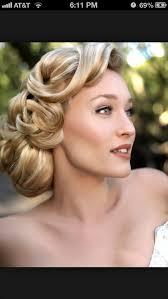 vintage hairstyles for weddings 74 best beautiful hair styles images on pinterest vintage hair