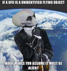 Meme Generator Alien - ufo filmed by the international space station hailed as undeniable