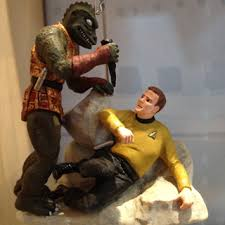 kirk vs gorn ornament nothing says like the