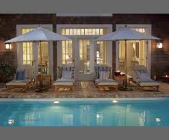 love the french doors pool and patio furniture dream home