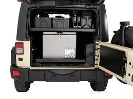 4 Door Jeep Interior Front Runner Vacc021 4 Door Cargo Storage Interior Rack