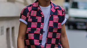 Why Are American Flag Patches Backwards Your Stars And Stripes T Shirt Technically Violates The Flag Code