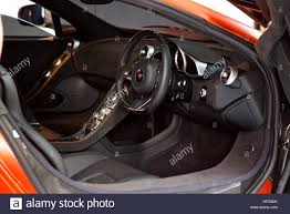mclaren hypercar mclaren mp412c orange interior british supercar hypercar sports