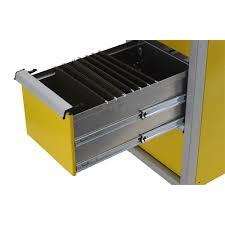 Precision Filing Cabinet Proii Aluminum Desk Cabinets With Quikdraw Moduline