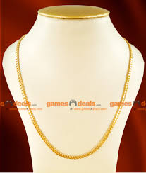 light chain necklace images Ch0110 gold plated jewellery traditional light weight mens chain jpg