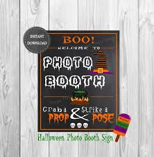 Photo Booth Sign Halloween Photo Booth Sign U2013 Festival Collections
