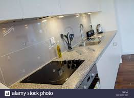 U K Henzeile Modern Hob Close Up Stockfotos U0026 Modern Hob Close Up Bilder Alamy