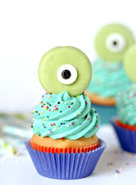 monsters inc cake toppers inc cake toppers green eyeball cupcake veselo top