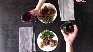 lamb chops sizzled with garlic recipe janet mendel food u0026 wine
