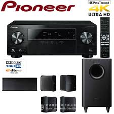 pioneer 5 1 surround sound home theater system pioneer htp 074 5 1 channel home theatre system