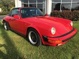 1985 porsche 911 targa 56k miles 1 owner rennlist porsche