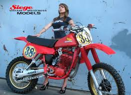 history of motocross racing history of the honda cr480 1982 1983 dirtbikedudez youtube