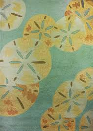 Ocean Themed Rug Collection Of Sand Dollar Rug All Can Download All Guide And How