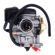 amazon com 49cc scooter carburetor gy6 four stroke with jet
