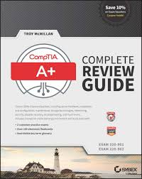 comptia a complete review guide ebook by troy mcmillan