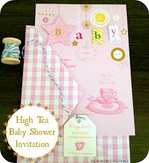tea party themed baby shower tea party baby shower invitations uk archives baby shower diy