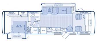 open road 5th wheel floor plans 2011 tiffin allegro open road 32ba tiffin motorhomes for sale