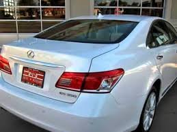 2012 lexus es 350 2012 lexus es350 with ventilated and heated front seats and