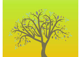 simple tree vector free vector stock graphics images