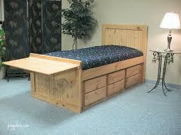 Folding Desk Bed Folding Desk Captain U0027s Bed Custom By Chris Davis Lumberjocks
