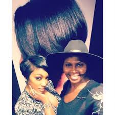 pictures of razor chic hairstyles rhoa porsha williams gets hair cut makeover by razor chic of atlanta