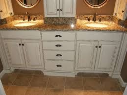 Kent Bathroom Vanities by Double Vanity With Center Drawer Stack Provides Ample Storage