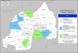 Rwanda World Map by Rwanda Map Sc4ccm