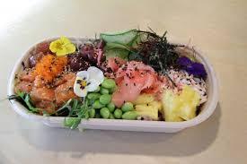 hawaiian fusion cuisine poke poke fresh healthy and guilt free