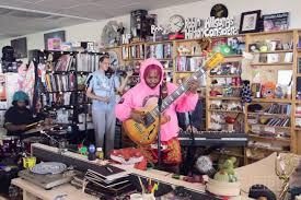 Npr Small Desk Thundercat S Npr Tiny Desk Concert Spin