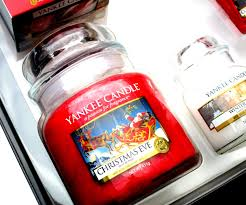 haysparkle yankee candle christmas gift set review