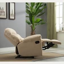 plush recliner livingroom reclining chair man cave tv living room