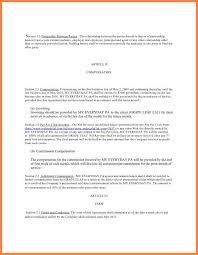 9 independent sales contractor agreement template purchase
