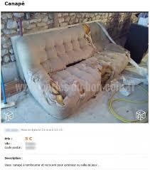 qui pisse sur le canapé canapé à rembourrer perles du bon coin
