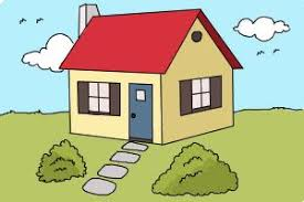 drawing a house how to draw a house step by step beginning drawing schooling
