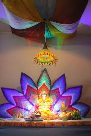 Diwali Home Decoration Ideas Photos Cool Ganpati Decorations Ideas Home Decoration Ideas Designing