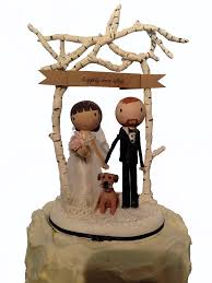 wedding cake options custom wedding cake toppers as unique as you are