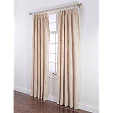 Different Pleats For Drapes Amazon Com Stylemaster Splendor Pinch Pleated Drapes 120 By 84